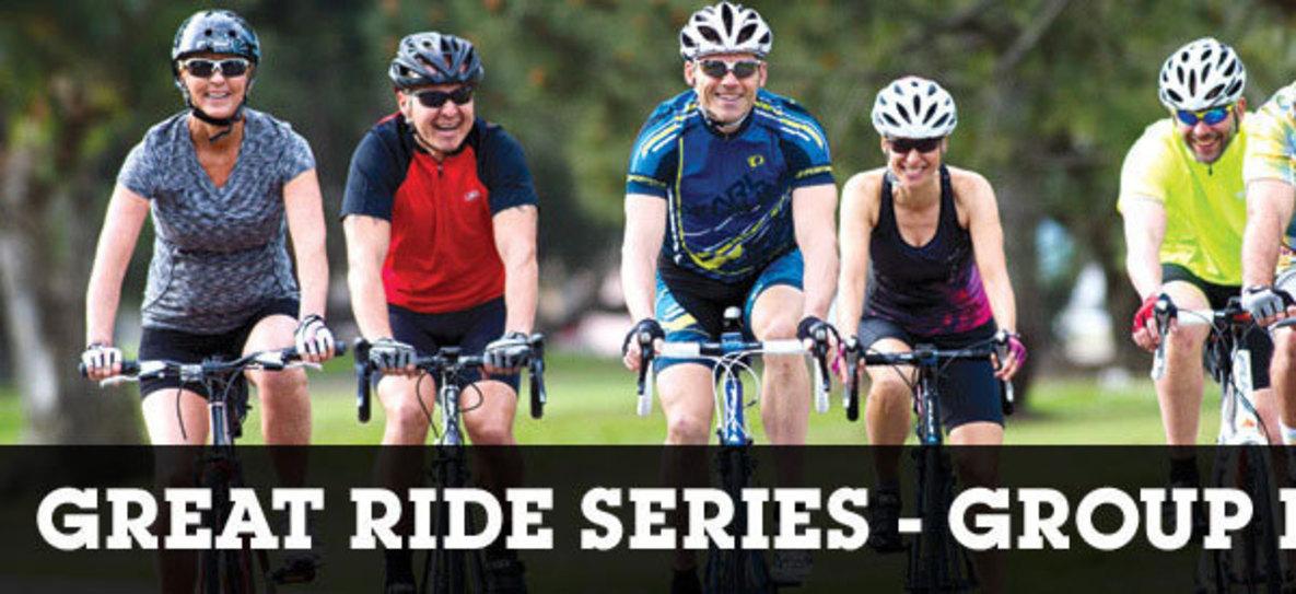 Performance Fair Oaks Great Ride Series!