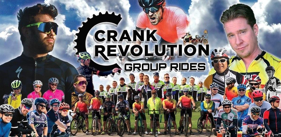 Crank Revolution Cycling Club