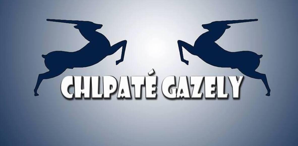 Chlpaté Gazely