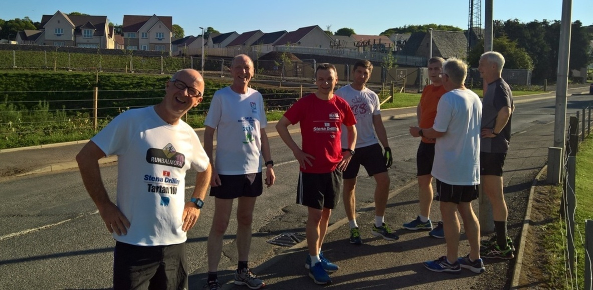 Roberts Running Club