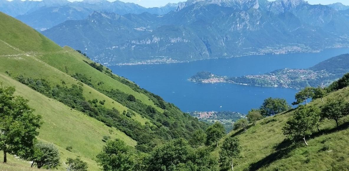 MTB Como Lake
