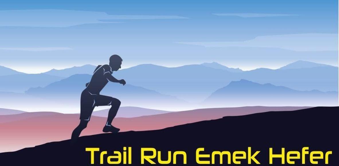 Trail Run Emek Hefer