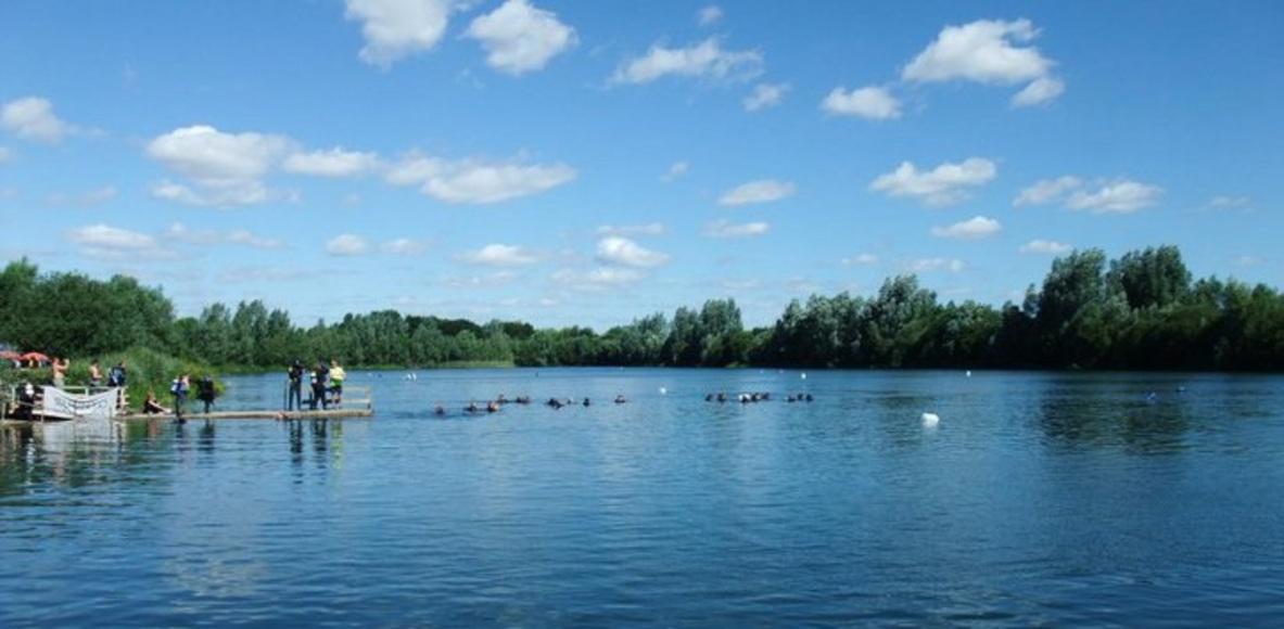Holborough Lakes Tri