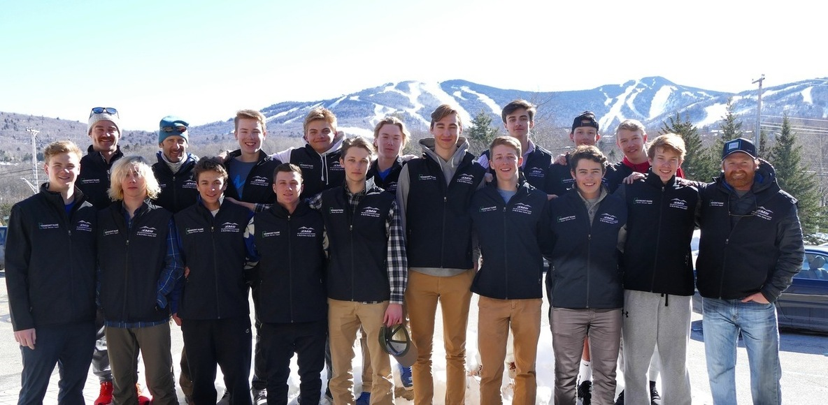 KMS mens alpine team