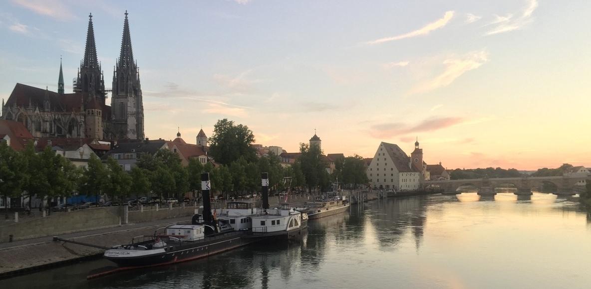 Regensburg läuft!