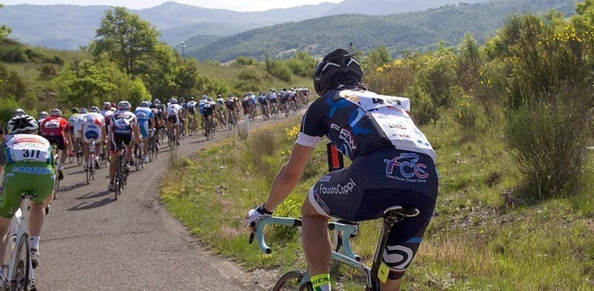 Ciclisti della Valtiberina