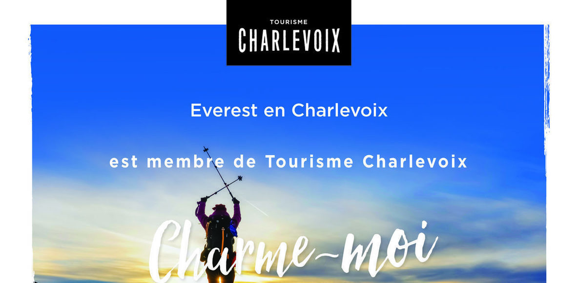 Everest en Charlevoix
