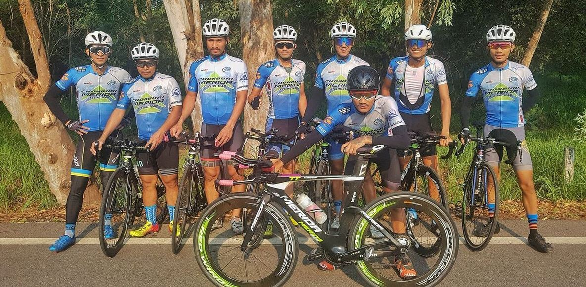 Merida Thailand Cycling Team by Cyclesport