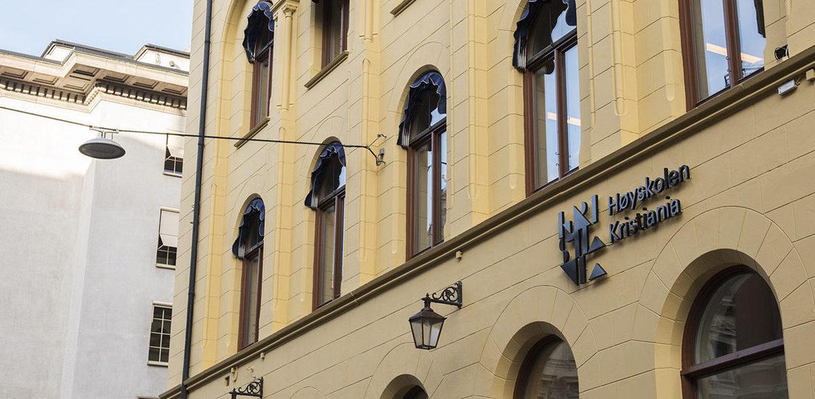 Høyskolen Kristiania BIL