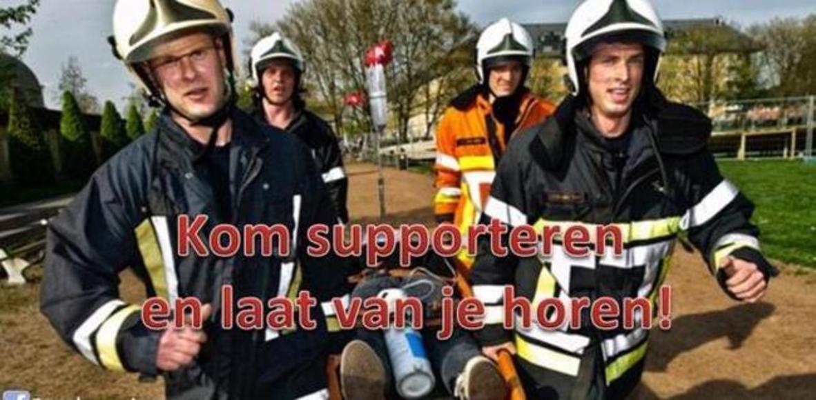 Brandweer Antwerpen - Runners