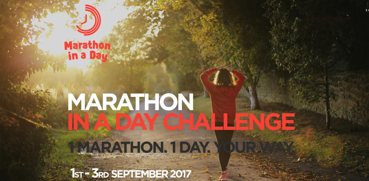 Marathon In A Day