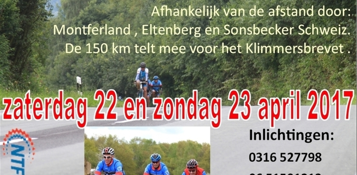 Reichswaldtour TC de Liemers