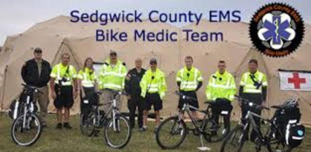 Sedgwick County EMS Bike Team