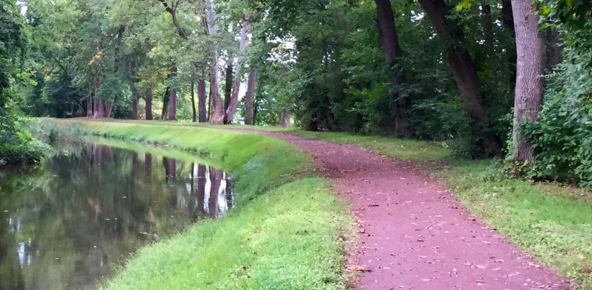 DL Trail: Delaware Canal Towpath