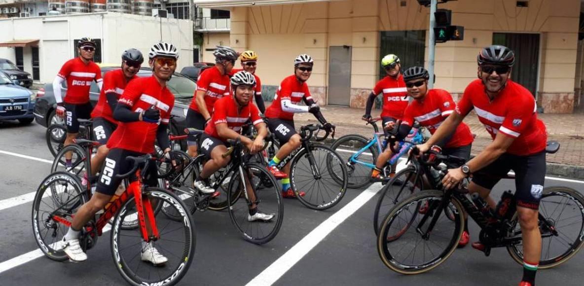 Porta via cycling club