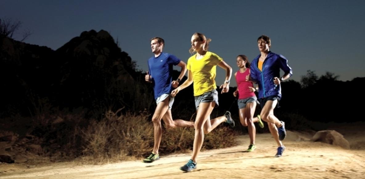 Corra Para a Vida