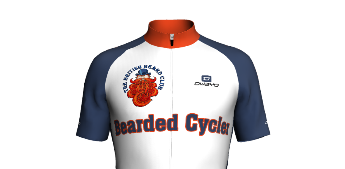 The British Beard Club Cycling Team - The Bearded Cyclers (TBBC Members Only)