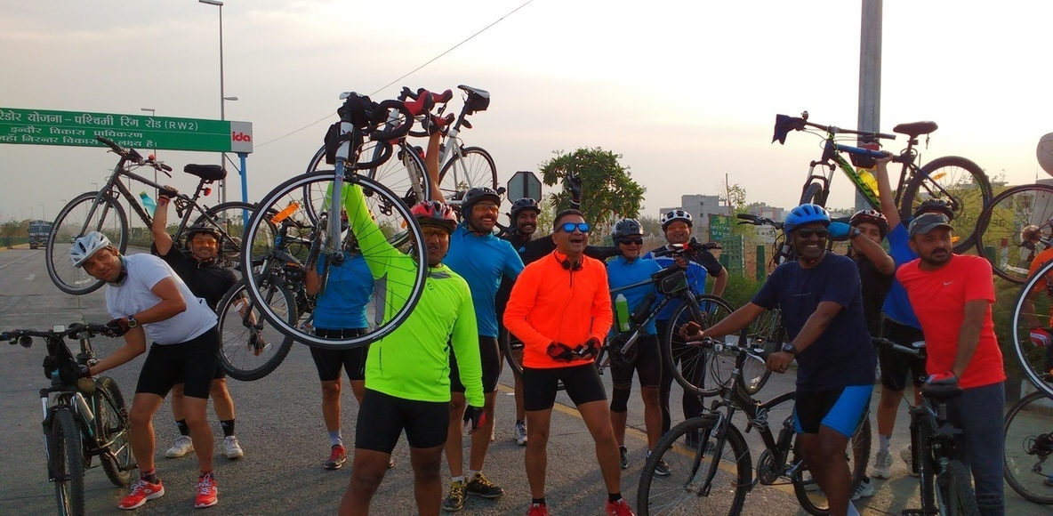 BTWIN  CYCLING COMMUNITY INDORE