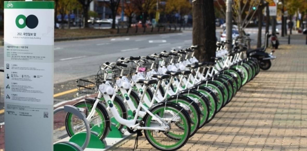 서울 자전거 따릉이 클럽