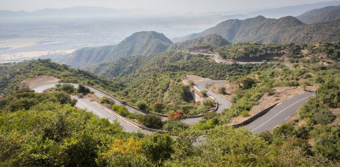 Biking Ethiopia