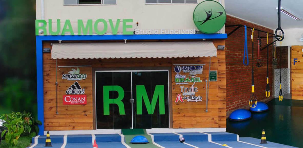 RUA MOVE Studio Funcional e RUA Assessoria Esportiva