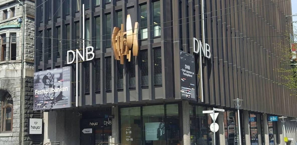 DNB Flaggskip Bergen