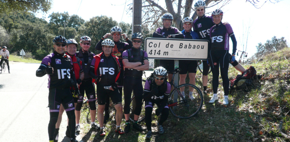IFS World Cycling Club