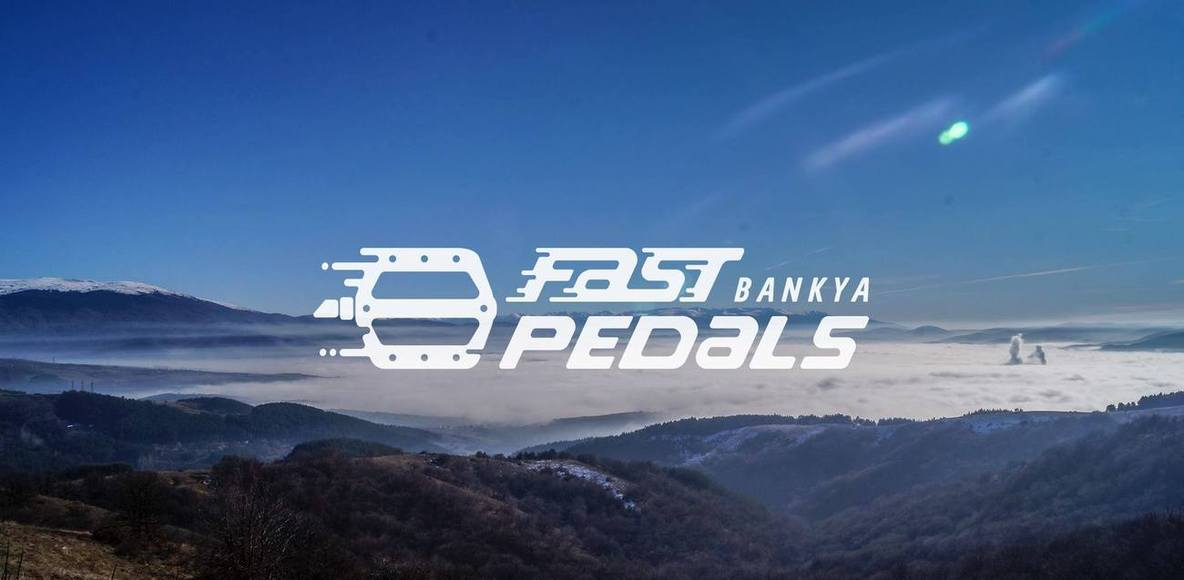 Fast pedals from Bankya