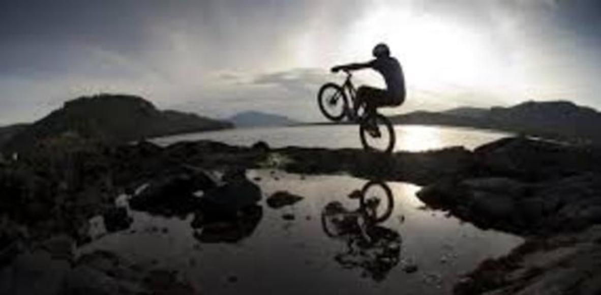 Mountainbike SJÖBO