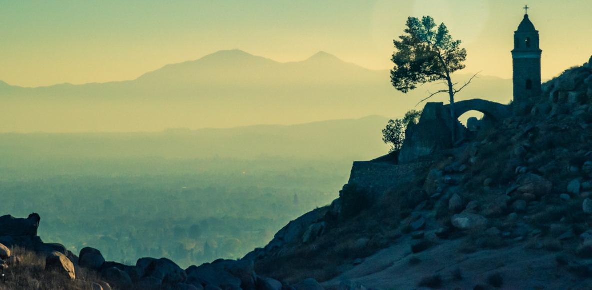 Mt Rubidoux