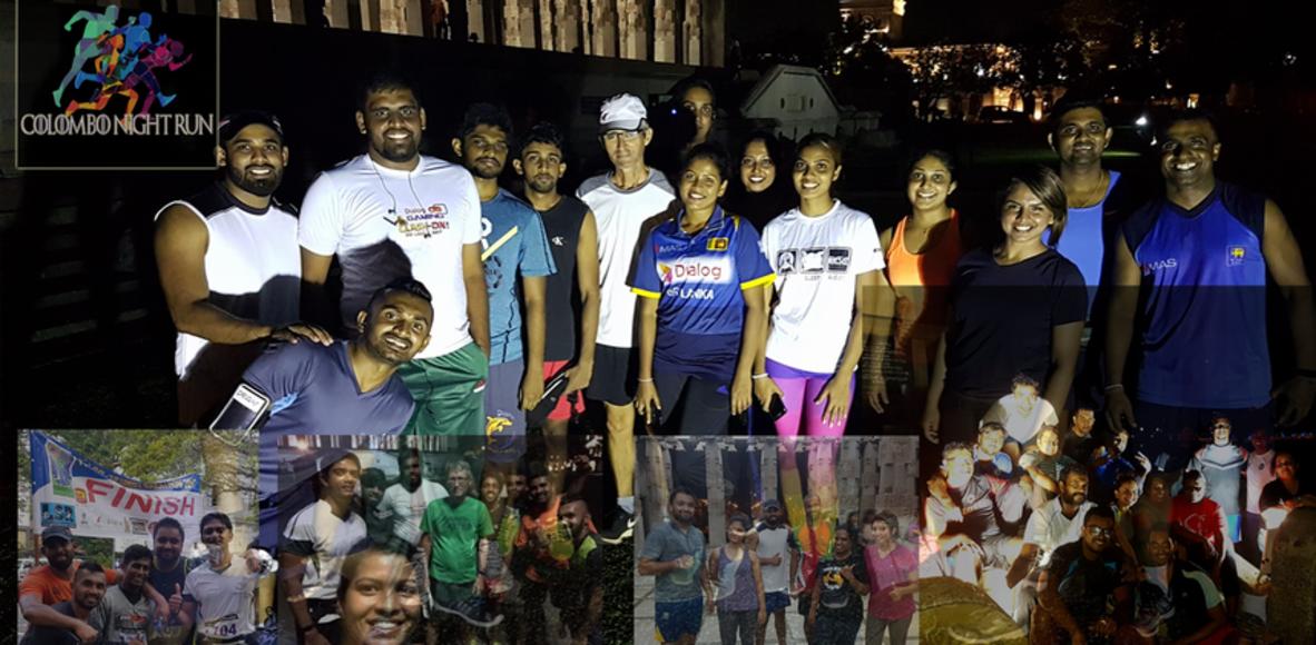 Colombo Night Run