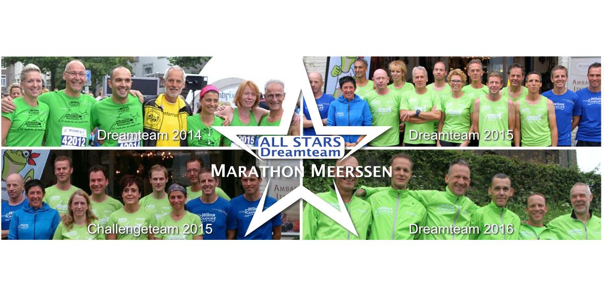 All Stars Dreamteam Marathon Meerssen