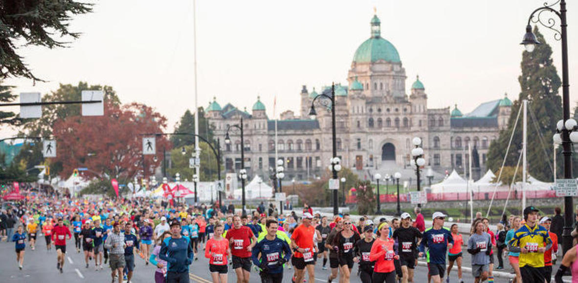 Running Room Goodlife Victoria 2017 Clinic