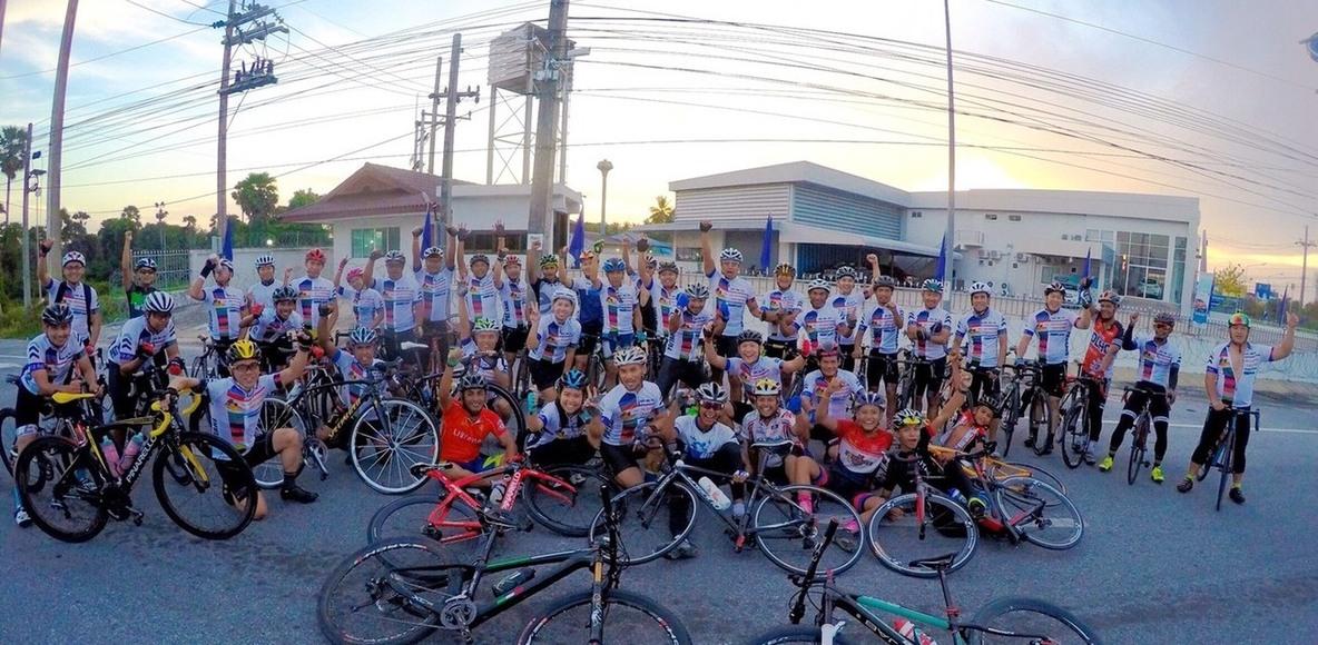 Pattani ว่าย-ปั่น-วิ่ง