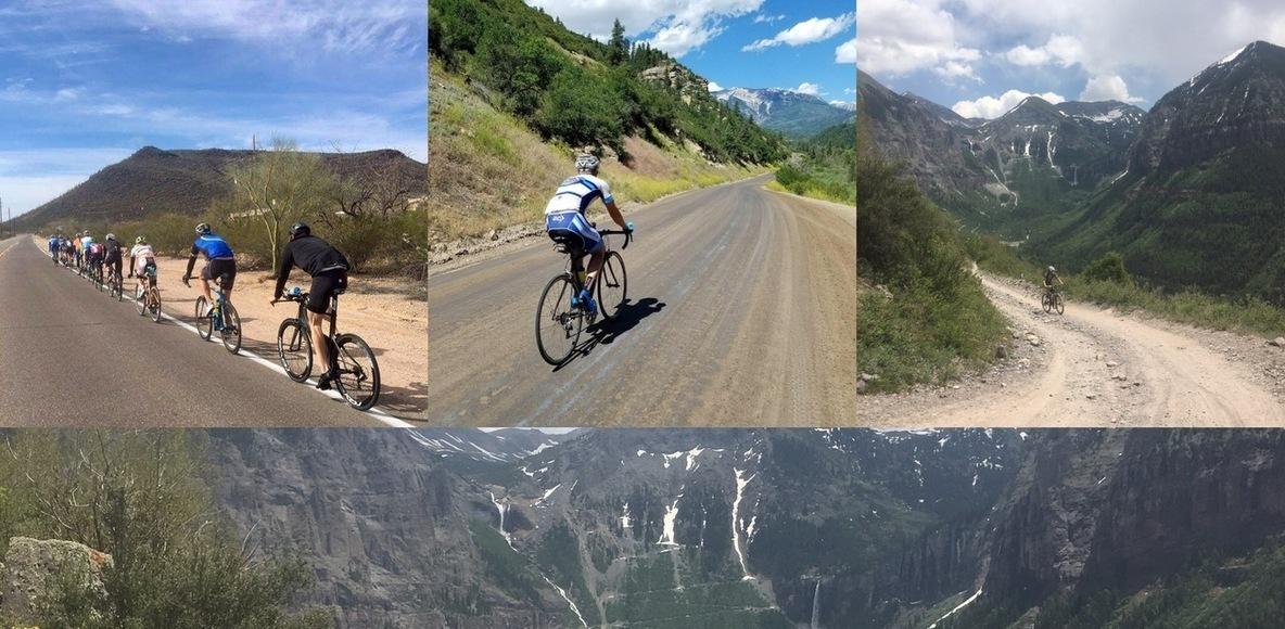 Endurance Corner Cycling Challenge, Ride With Zeal Optics 2017