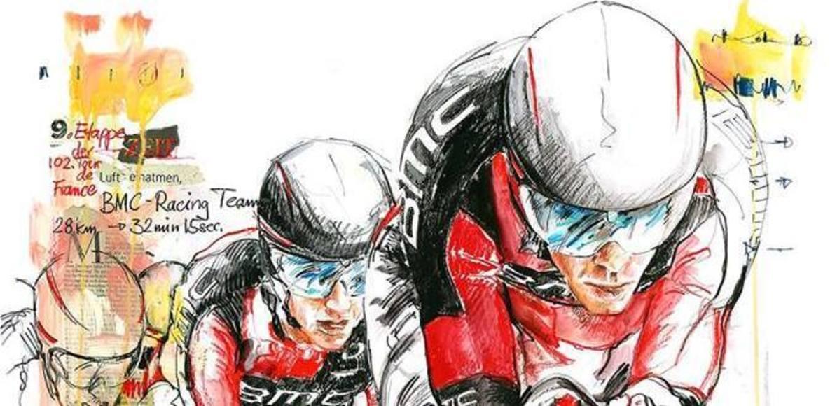 Vischer's Ferry Summer TT Series