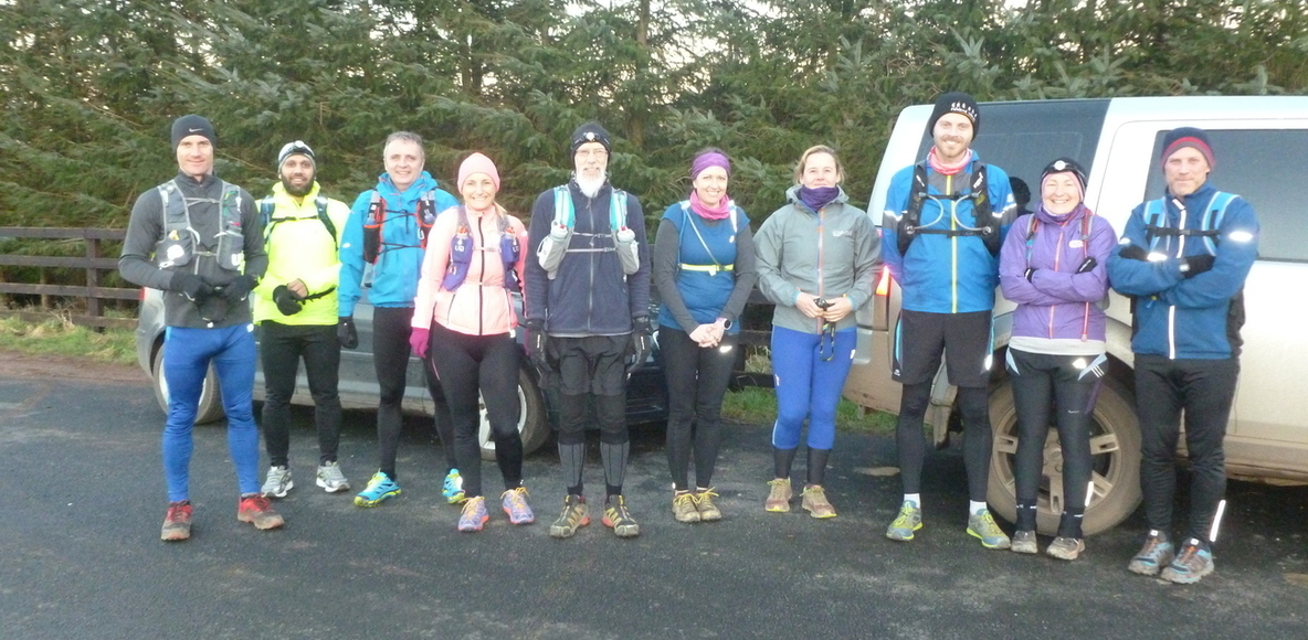 North York Moors Guided Trail Running