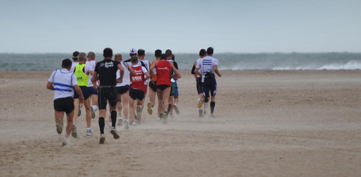 Kustmarathon Zeeland
