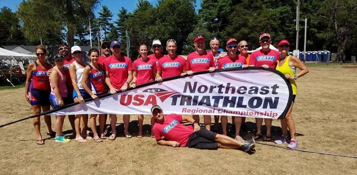 Bay State Triathlon Team