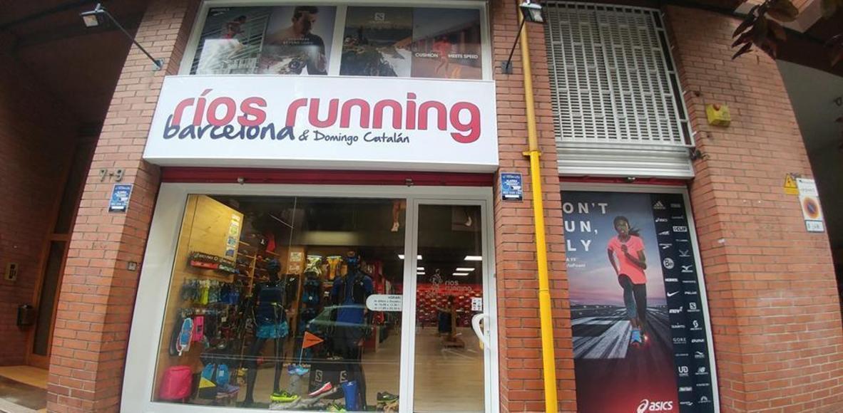 Rios Running Barcelona