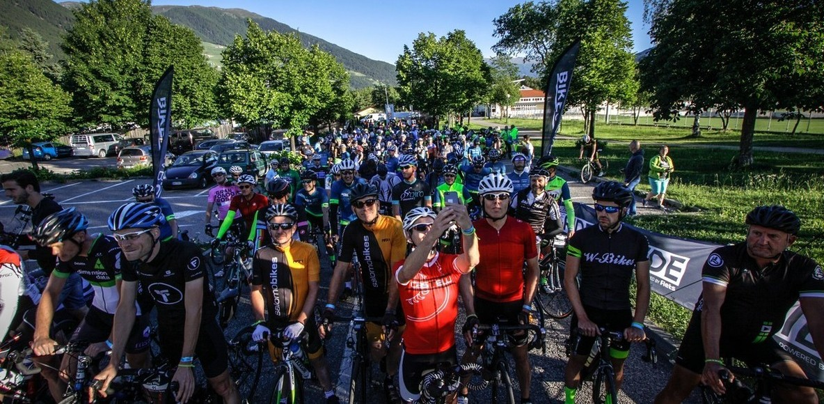 Fiets presents THE RIDE powered by Shimano Service Center