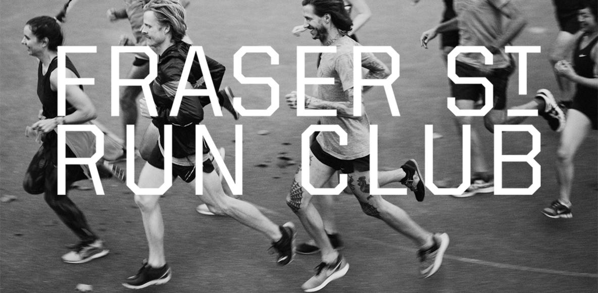 Fraser Street Run Club