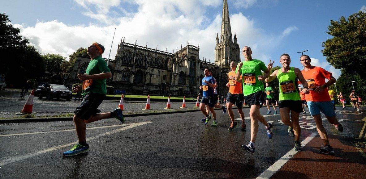 Simplyhealth Great Bristol 10k and Half Marathon