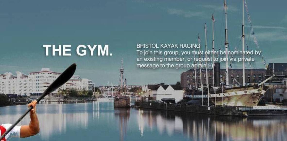 Bristol Kayak Racing (Bristol Canoe Club)
