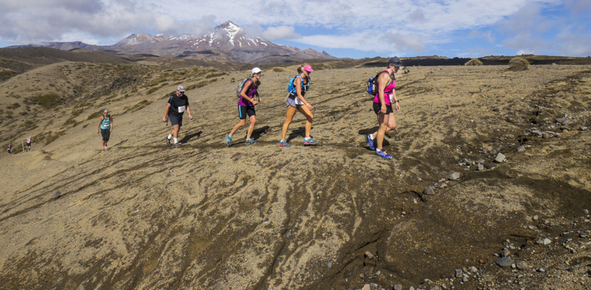 Ring of Fire - Volcanic Relay, Marathon  Ultra