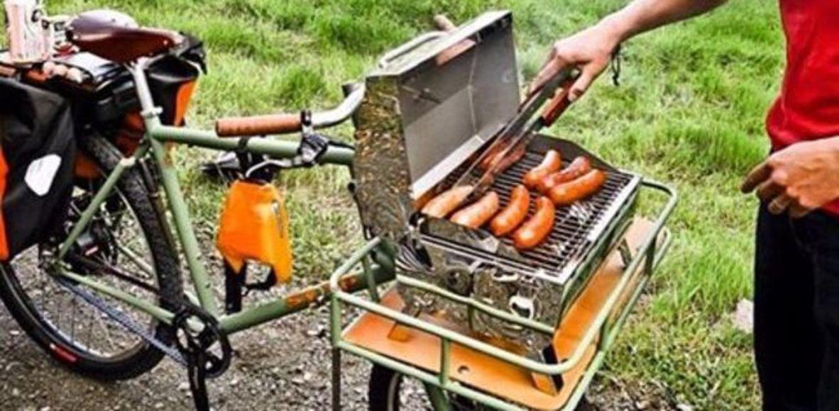 MTBCarril bici BBQ