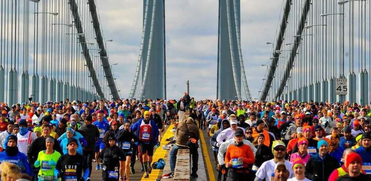 NYRR Virtual Trainer TCS NYC Marathon 2017