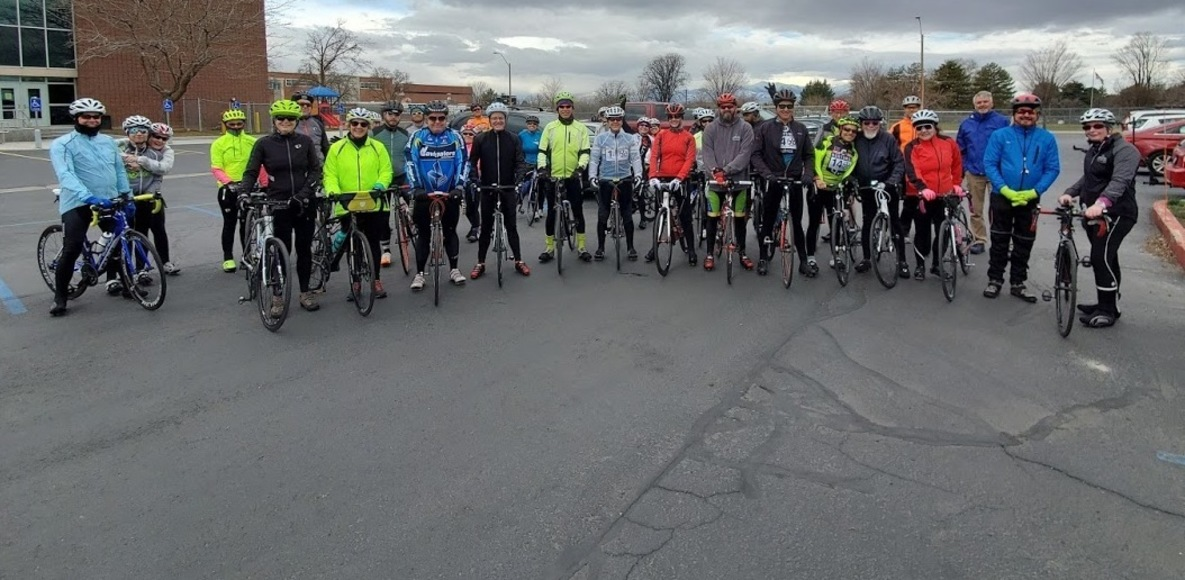 Huntsman Heroes Cycling