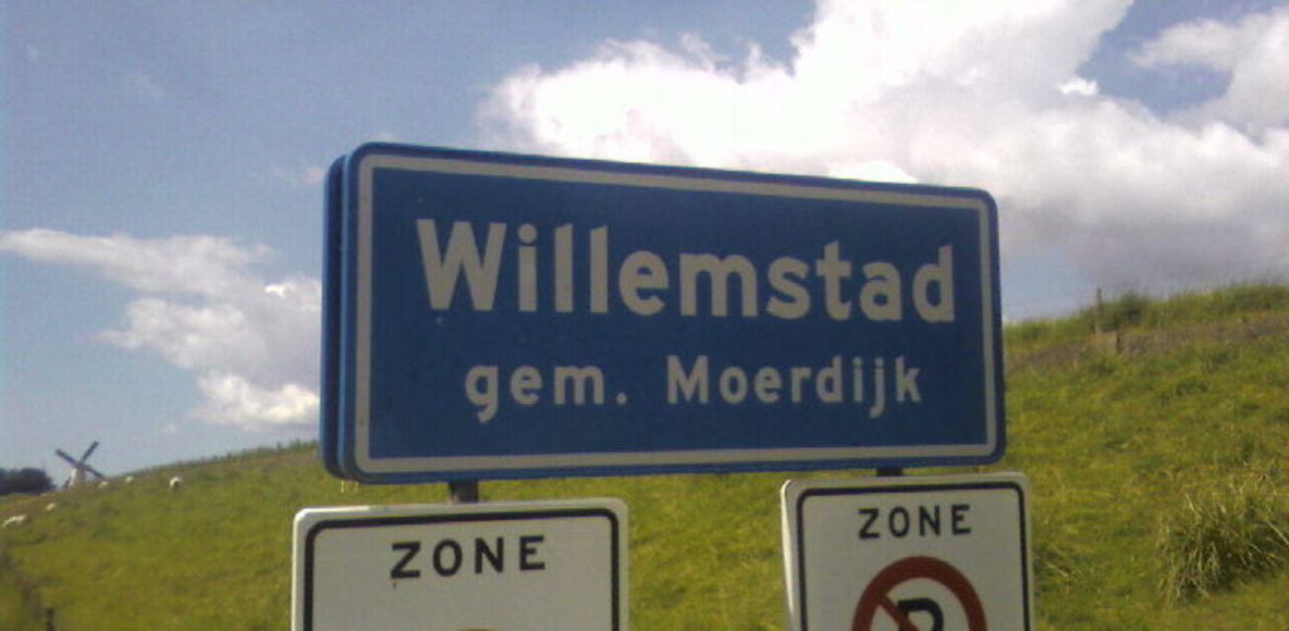 Cycling Willemstad
