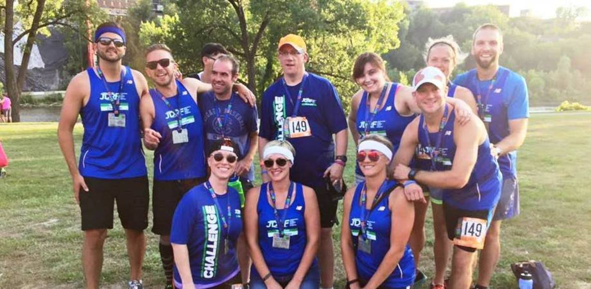 Team JDRF Minnesota